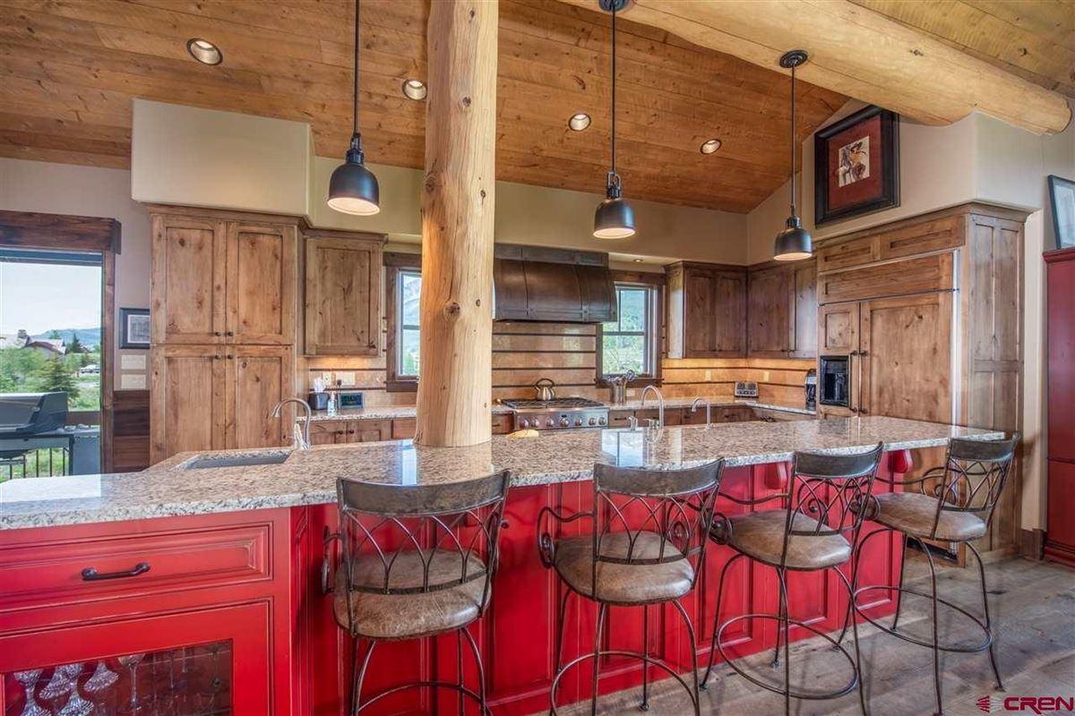custom turnkey home in Skyland luxury properties