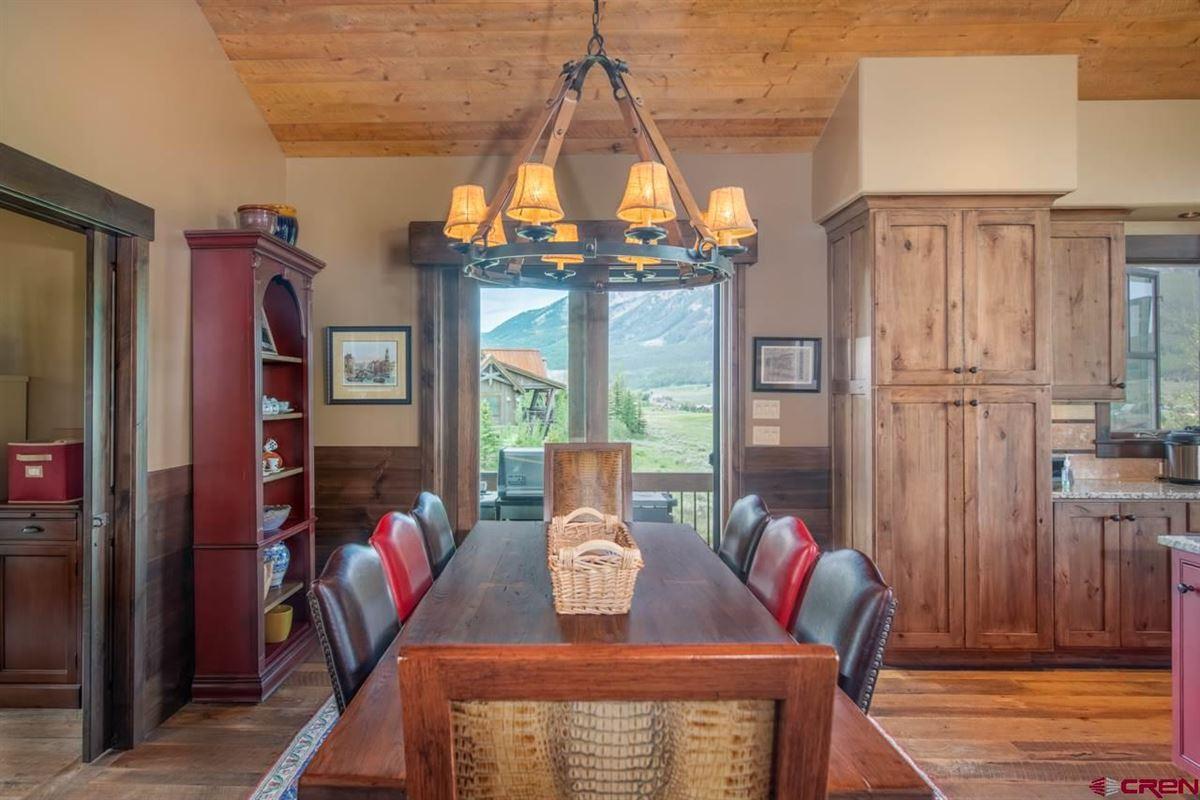 Mansions custom turnkey home in Skyland