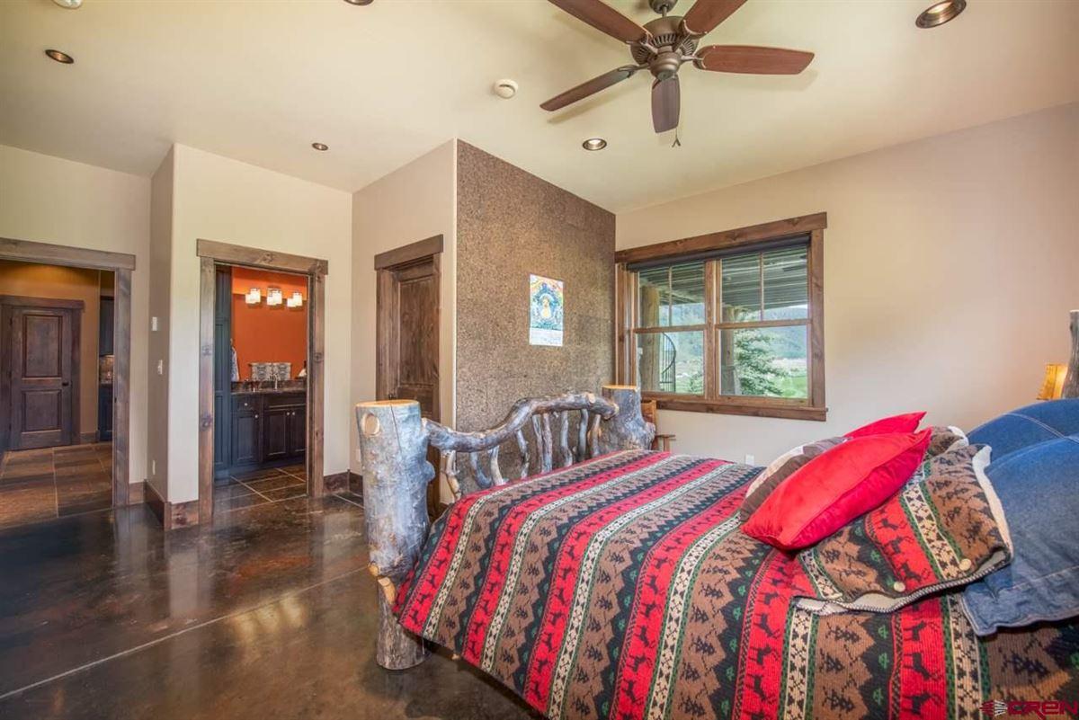 custom turnkey home in Skyland luxury real estate