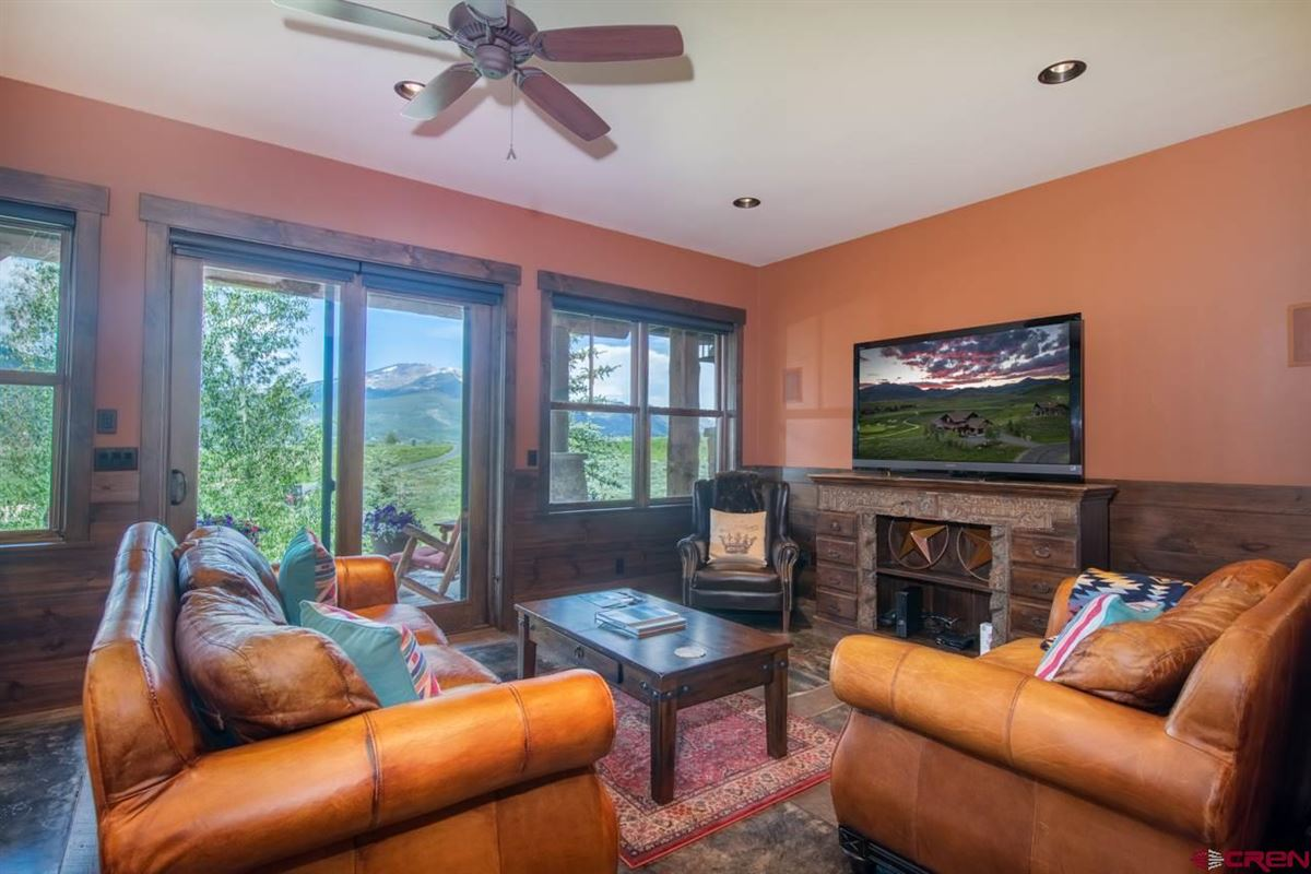 Mansions in custom turnkey home in Skyland