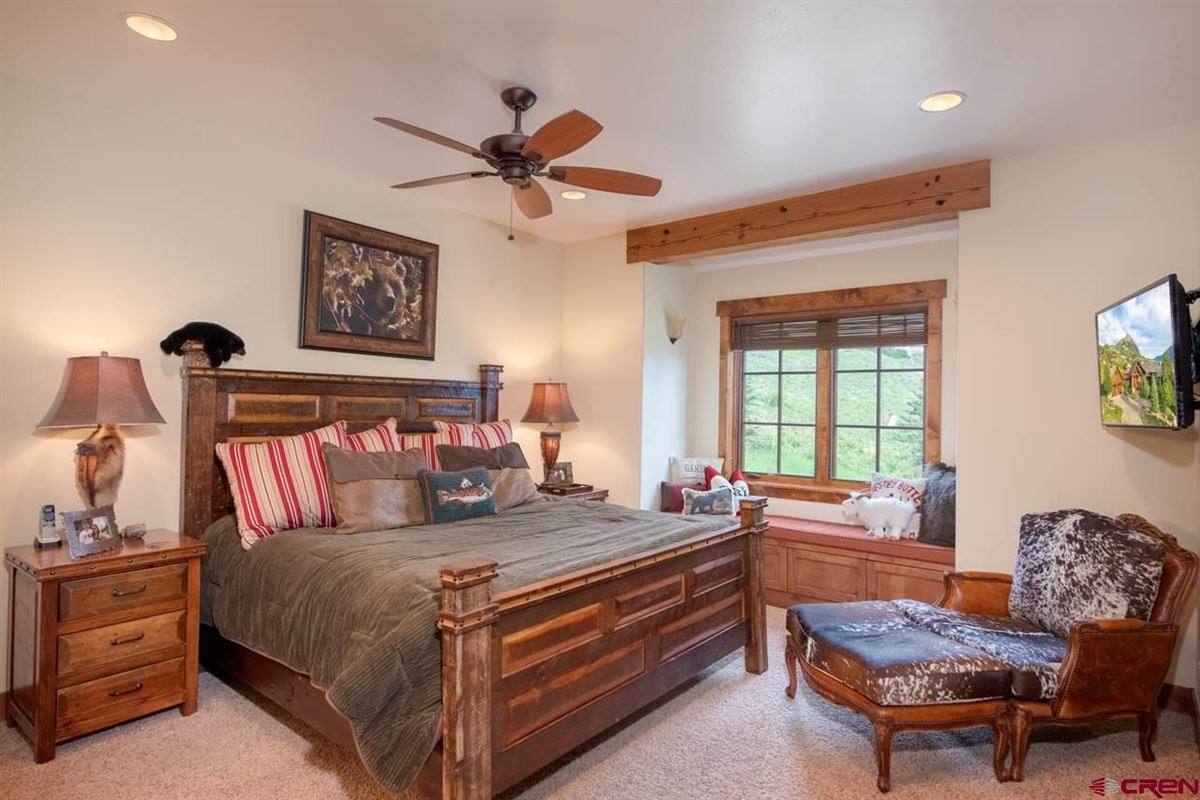 Luxury properties beautiful turnkey seven bedroom home
