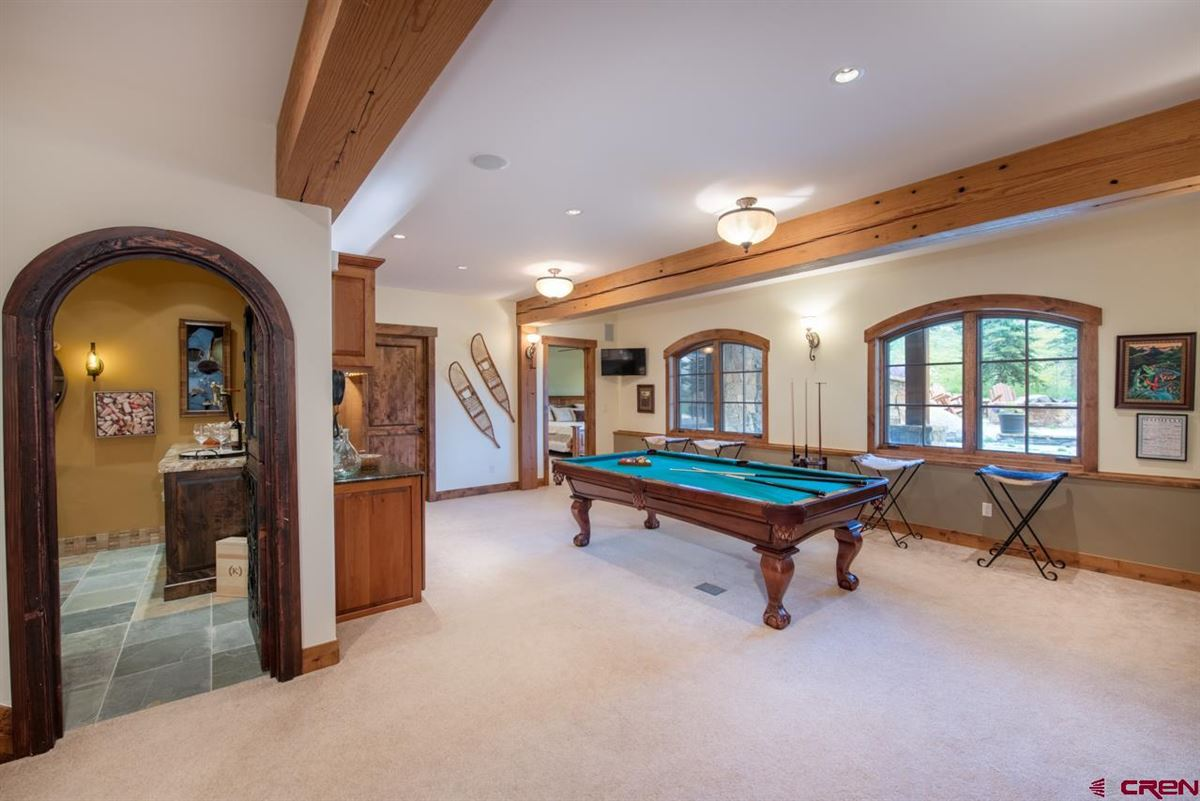 Mansions beautiful turnkey seven bedroom home