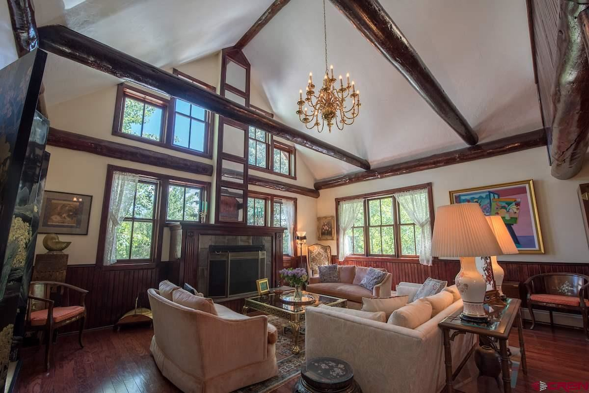 Luxury homes in exceptional residence on coveted Gothic Avenue