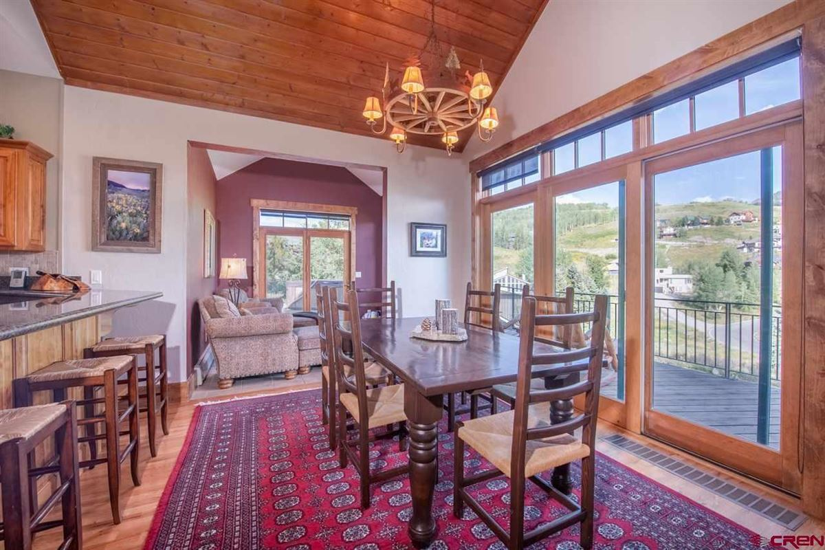 Luxury real estate A Rocky Mountain legacy property