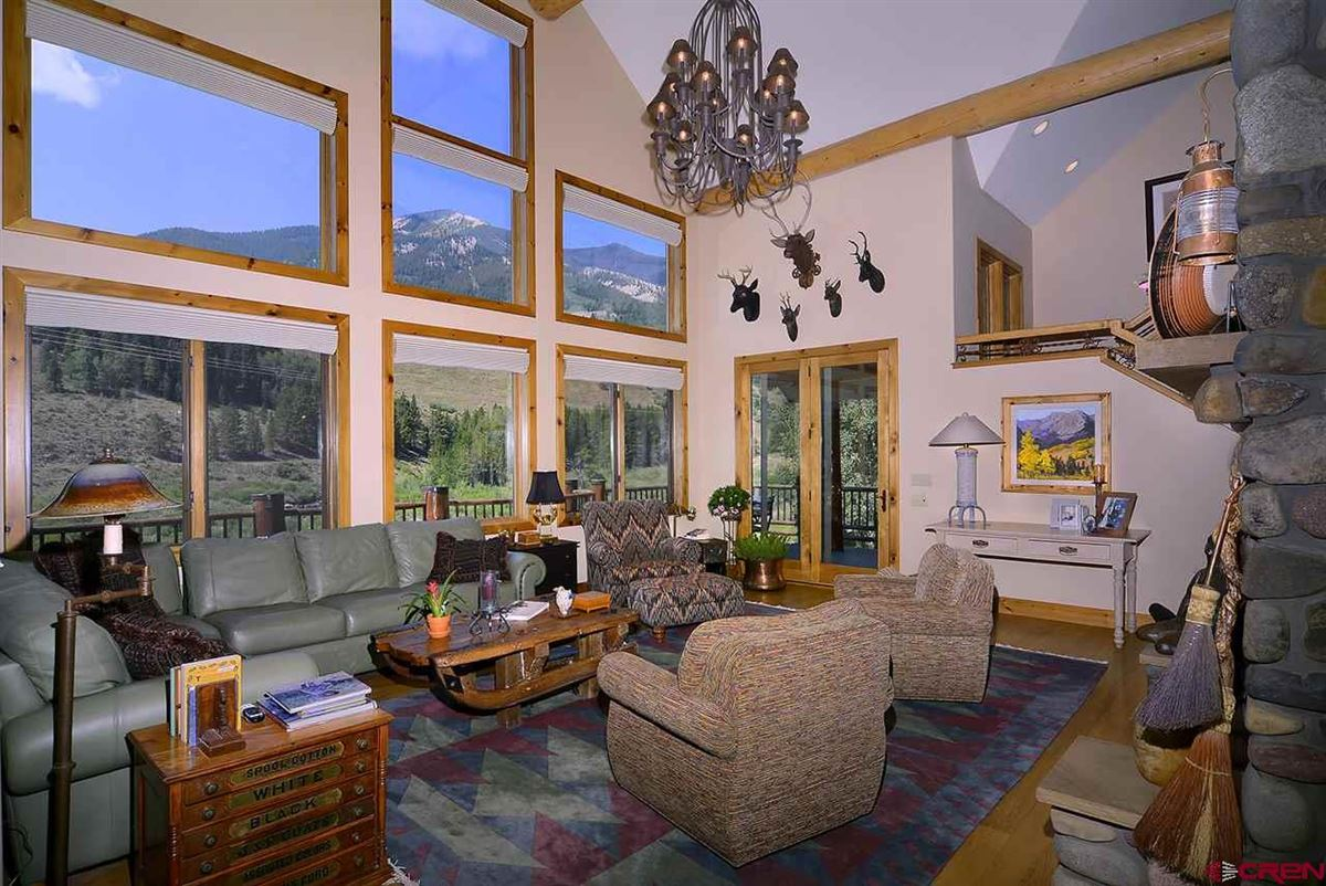 Luxury homes in Exclusive Estate in Crested Butte