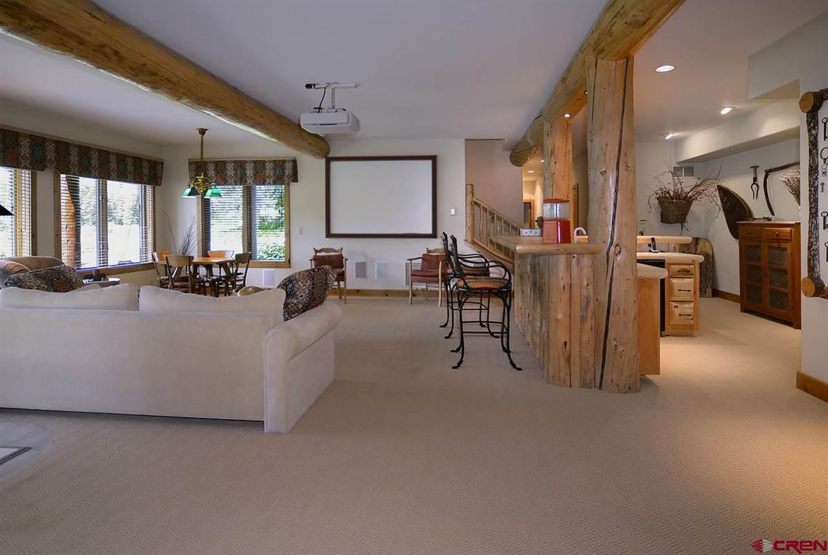 Mansions in Exclusive Estate in Crested Butte