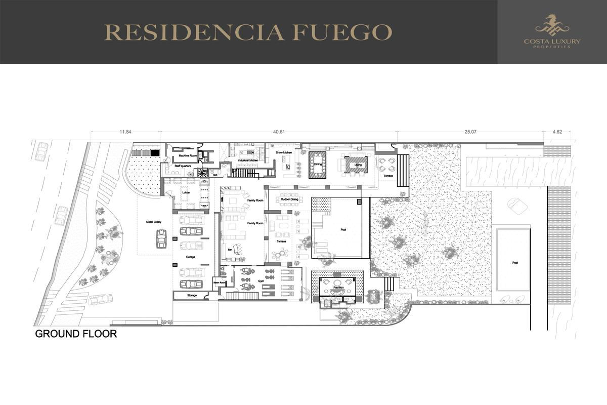 FUEGO RESIDENCE luxury homes