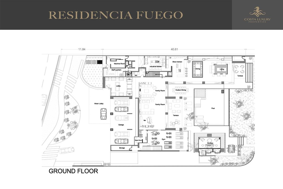 Luxury real estate FUEGO RESIDENCE