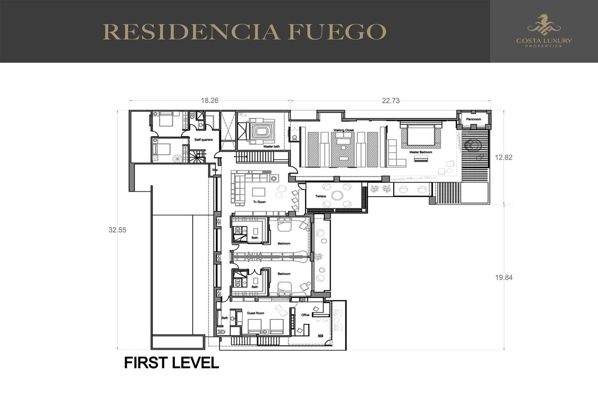 FUEGO RESIDENCE luxury real estate