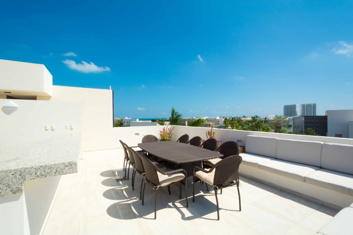 Luxury properties CASA LYDIA in Cancun