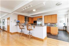 Direct waterfront penthouse luxury loft style condo luxury homes