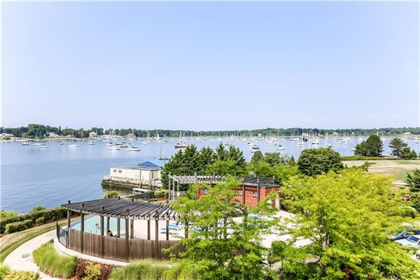 Luxury real estate Direct waterfront penthouse luxury loft style condo