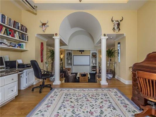 Luxury homes Villa al Mare in newport