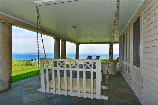 Luxury real estate DIRECT OCEANFRONT WITH BEACH in Rhode Island