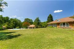 custom-built contemporary ranch on over 26 acres luxury real estate