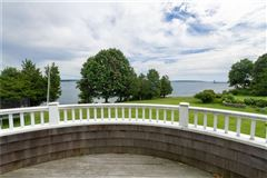 Luxury real estate majestic home on over three private oceanfront acres