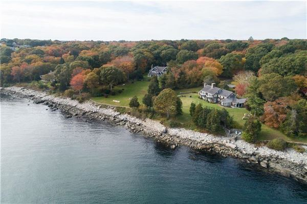 Mansions majestic home on over three private oceanfront acres