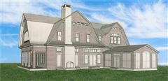 Luxury homes the finest undeveloped parcel of land