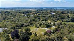 Luxury homes 13.5 acre parcel sits Gooseneck Cove