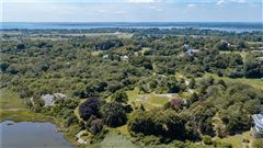 13.5 acre parcel sits Gooseneck Cove luxury homes