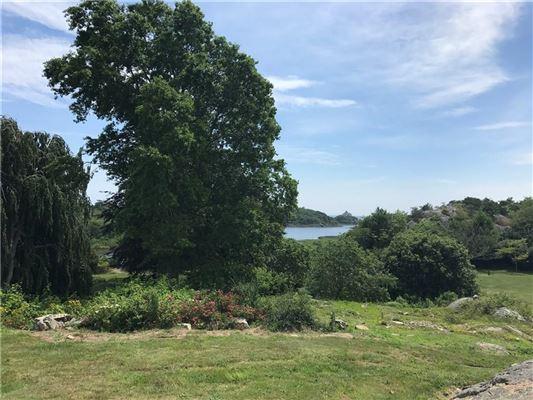13.5 acre parcel sits Gooseneck Cove luxury properties