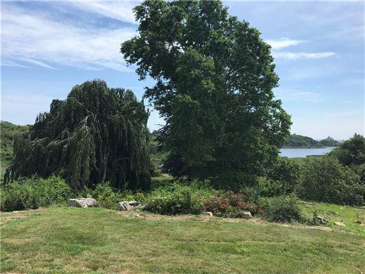 Mansions 13.5 acre parcel sits Gooseneck Cove