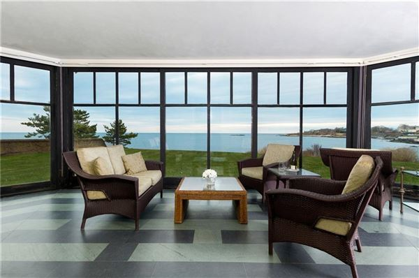 an iconic oceanfront estate  luxury real estate