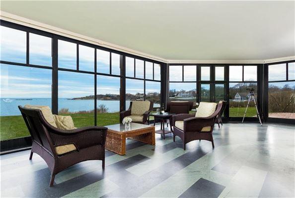 Luxury properties an iconic oceanfront estate