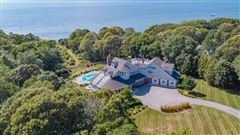 Mansions in exclusive seaside retreat of 11-plus acres