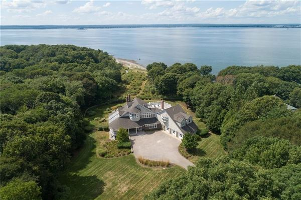Luxury homes exclusive seaside retreat of 11-plus acres