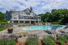 Luxury real estate exclusive seaside retreat of 11-plus acres