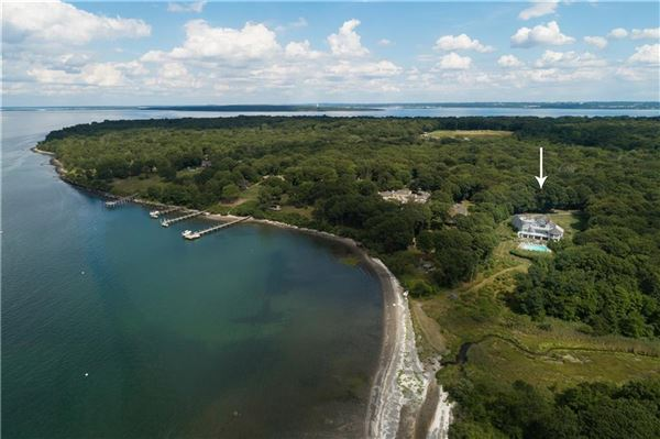 Luxury properties exclusive seaside retreat of 11-plus acres