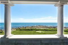 Luxury homes in coastal enclave of Weekapaug