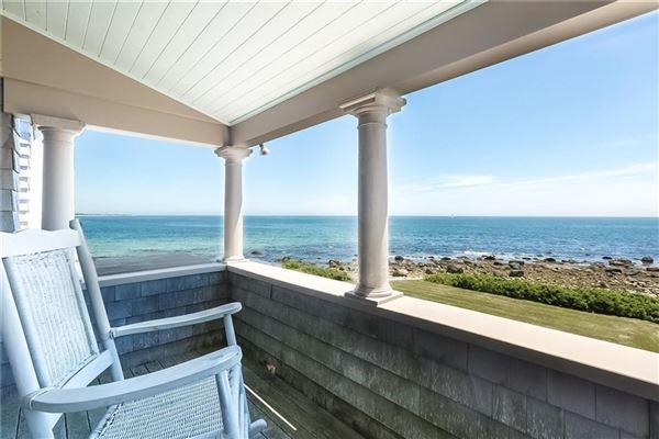 coastal enclave of Weekapaug luxury real estate