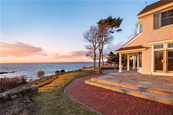 Windswept - a very rare Watch Hill offering luxury real estate