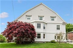 Grand Queen Anne Colonial revival style home luxury properties