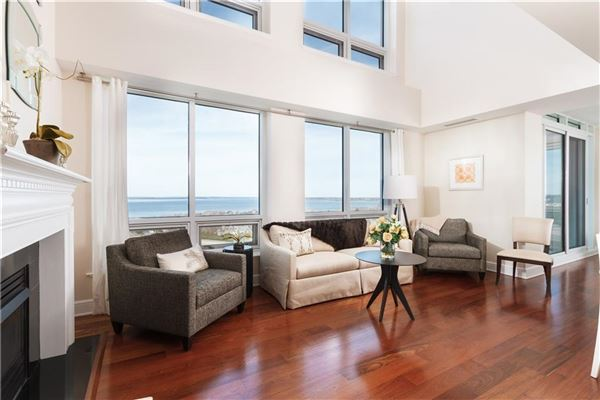 residence in The Tower at Carnegie Abbey  luxury properties