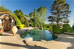 Luxury real estate an extraordinary waterfront compound