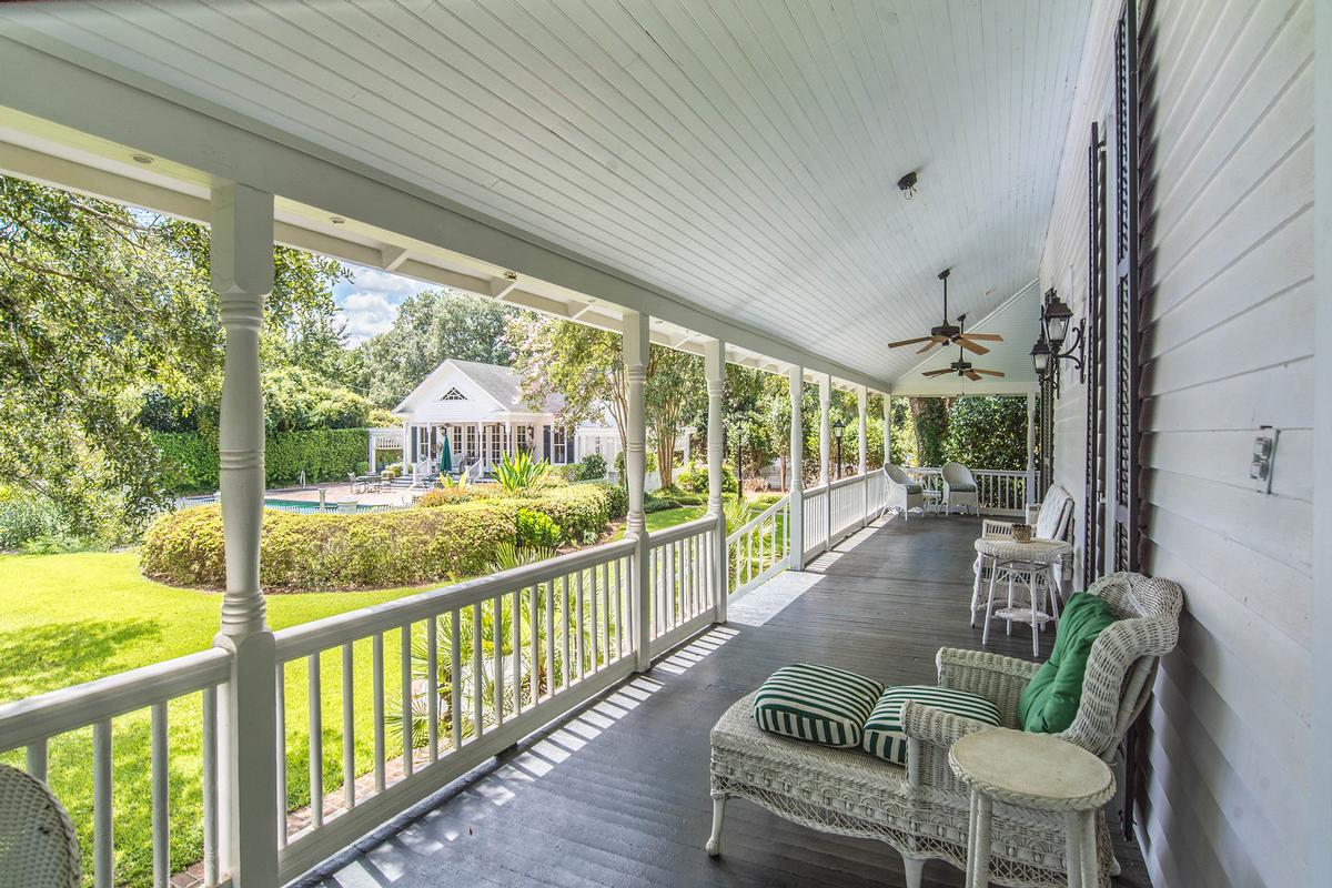 Historic Southern River Estate luxury homes