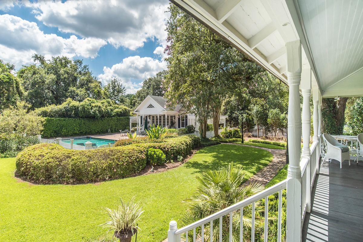 Luxury real estate Historic Southern River Estate