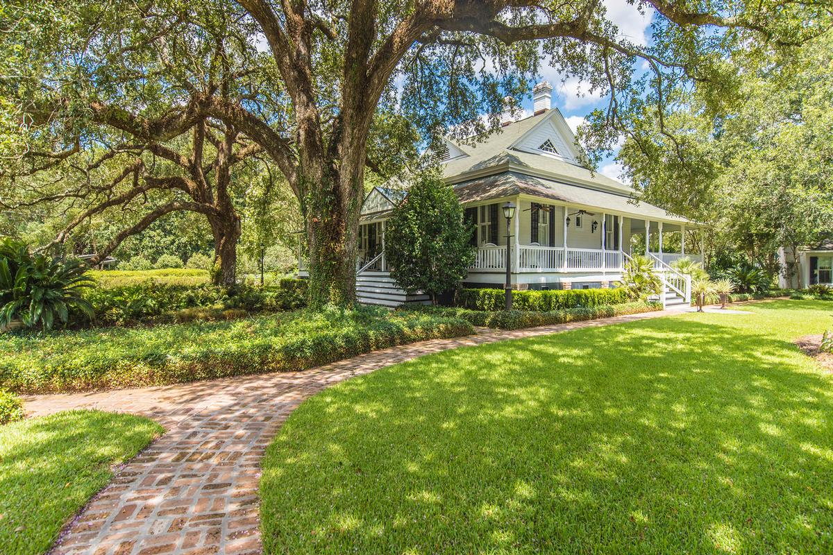 Historic Southern River Estate luxury real estate