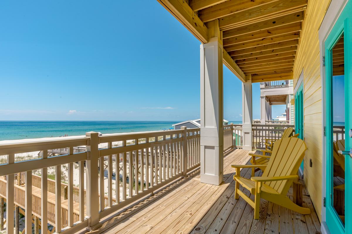 Stunning Gulf Views from 2 Balconies luxury real estate