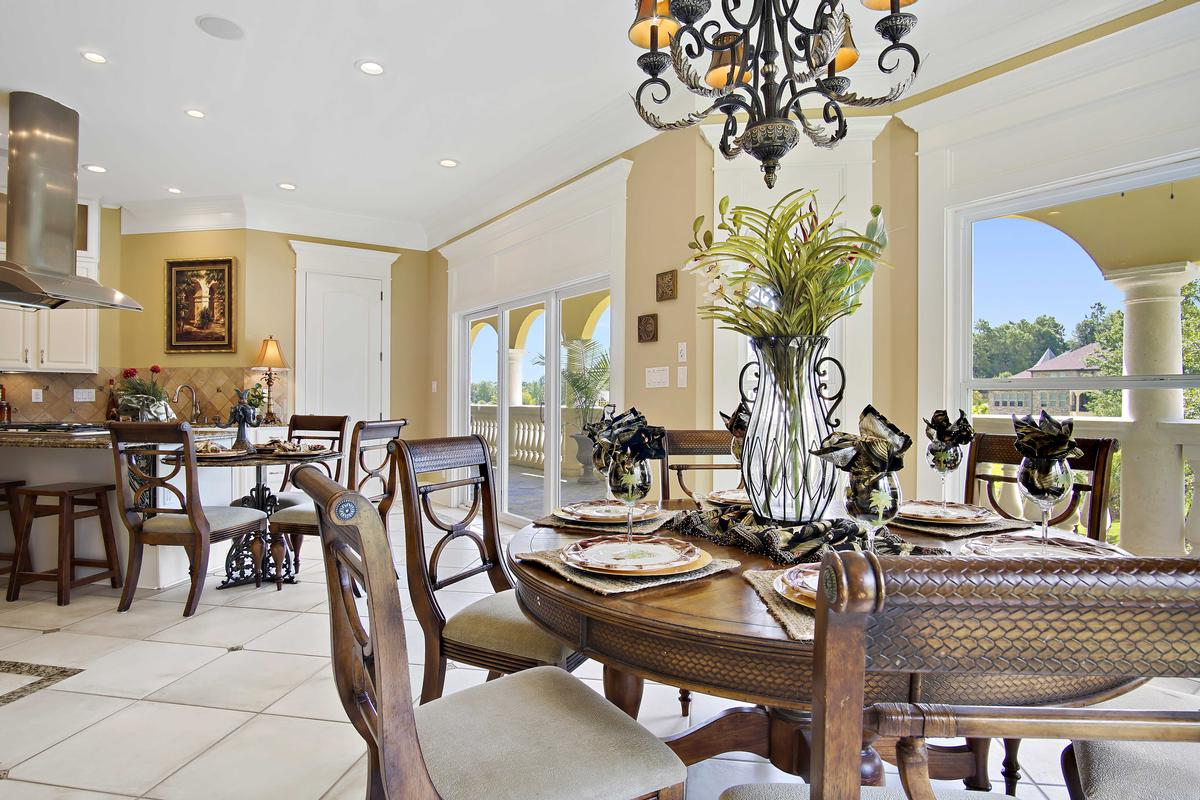 Italian Palazzo in Isle of Palms luxury properties