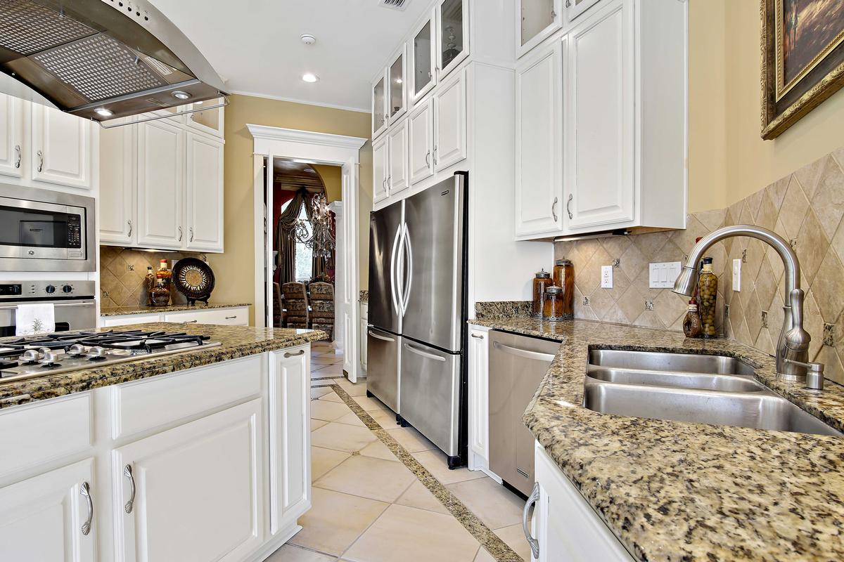 Luxury homes in Italian Palazzo in Isle of Palms