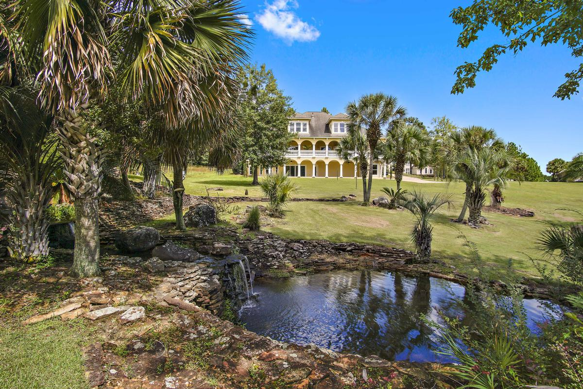Luxury real estate Italian Palazzo in Isle of Palms
