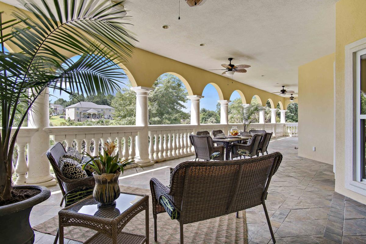 Luxury properties Italian Palazzo in Isle of Palms