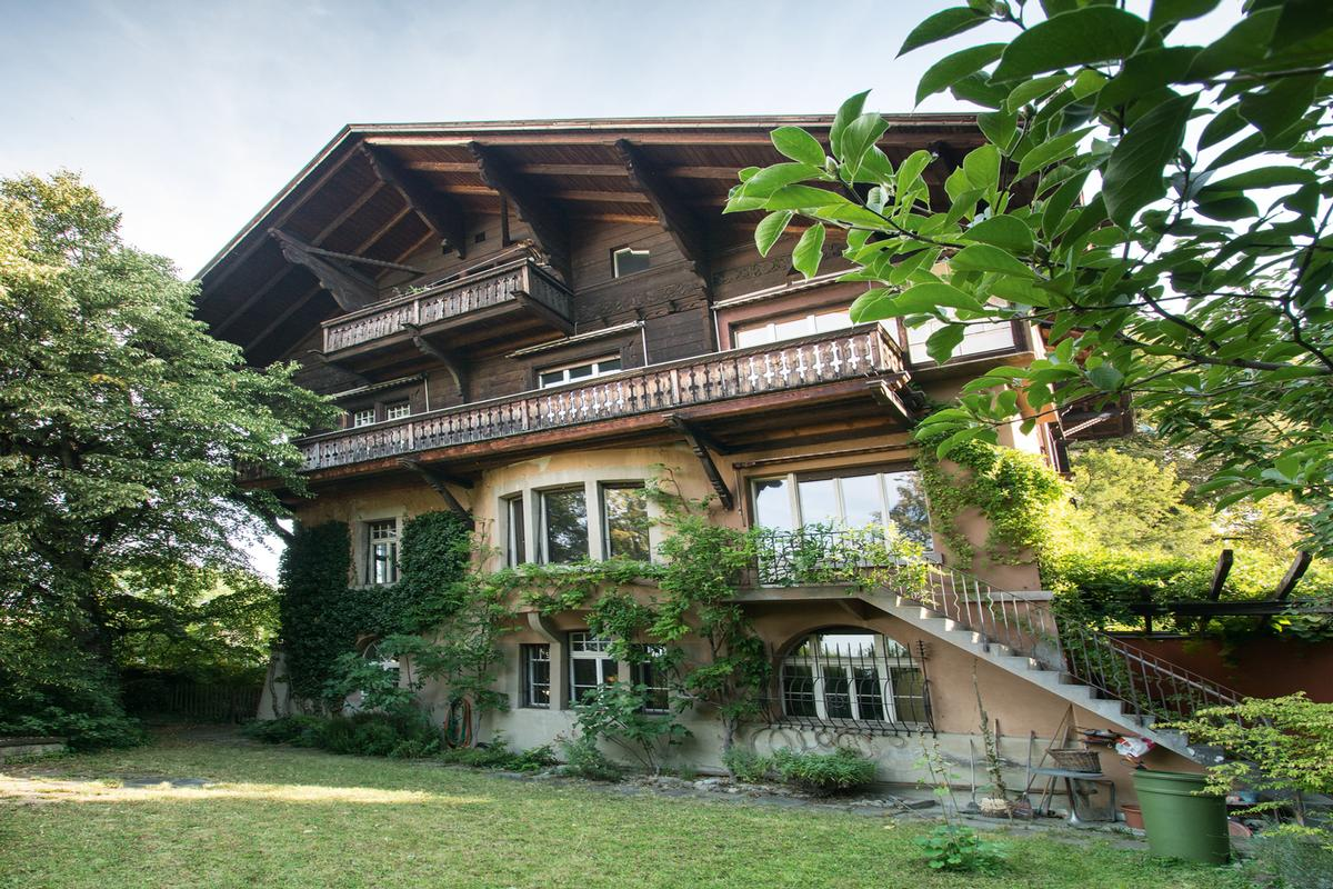 Chalet Villa In Zurich City Switzerland Luxury Homes