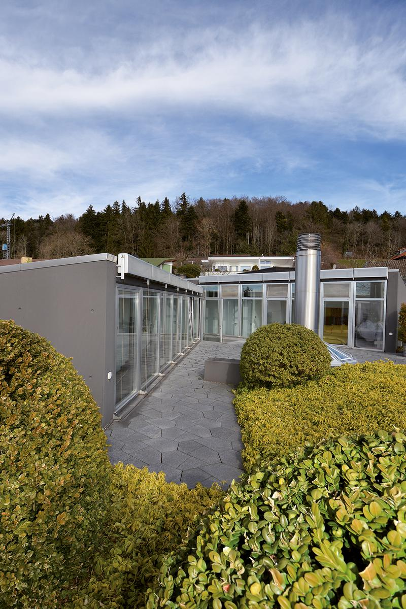 Luxury properties Architect-designed house between Zug and Zurich