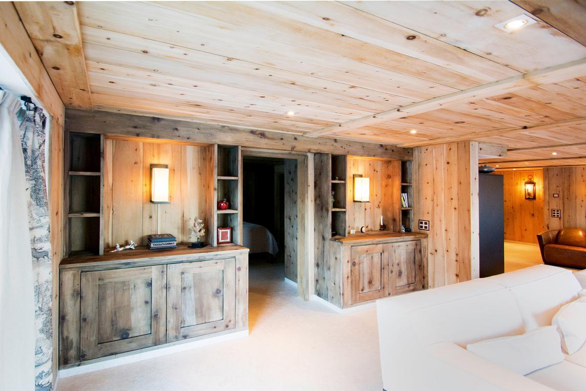 Luxury properties Luxury apartment in St Moritz