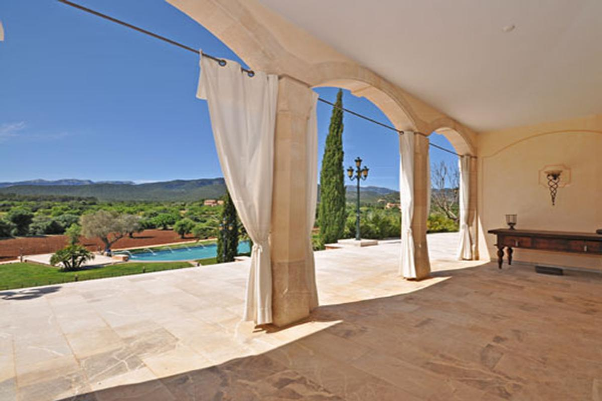 Stunning villa with pool in Mallorca, Spain luxury properties